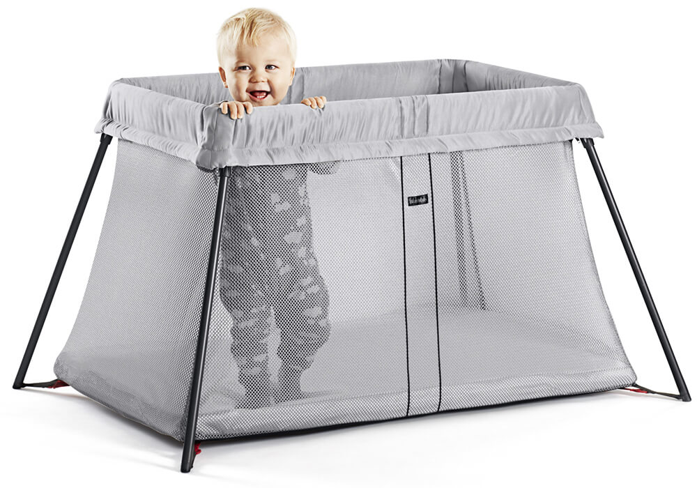 Buy Travel Cot Light In Babybj 214 Rn Shop